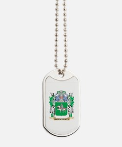 Mccafferty Coat of Arms - Family Crest Dog Tags