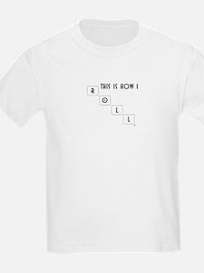 Unique Mix it up designs T-Shirt