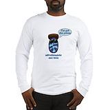 Mitochondria Long Sleeve T-shirts