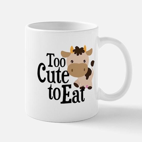 Vegan Cow Mug