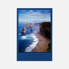 The Twelve Apostles Rectangle Magnet