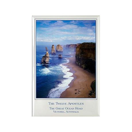 The Twelve Apostles Rectangle Magnet