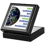 The Earth Keepsake Box