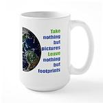 The Earth Large Mug
