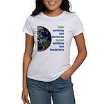 The Earth Women's T-Shirt