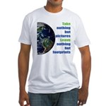The Earth Fitted T-Shirt