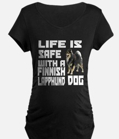 Life Is Safe With A Finnish T-Shirt