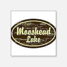 Moosehead Oval Sticker