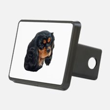 Black and Tan Cavalier Kin Hitch Cover