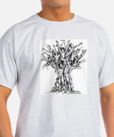 """ Family Tree"" T-Shirt"