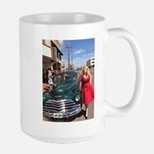 Kristin West & Classic Car Mugs