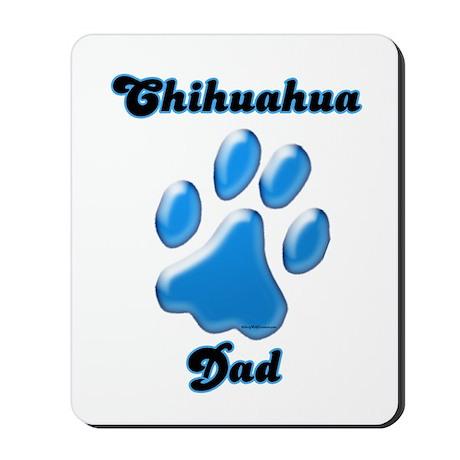 Chihuahua Dad3 Mousepad