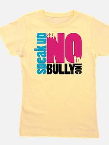 Funny Anti bullying Girl's Tee