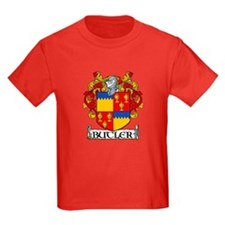 Butler Coat of Arms T