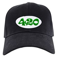420 Baseball Hat