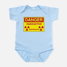 DANGER - RADIOACTIVE ELEMENTS! Body Suit