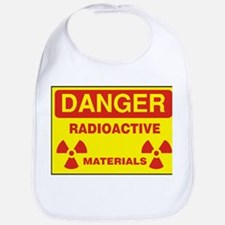 DANGER - RADIOACTIVE ELEMENTS! Bib