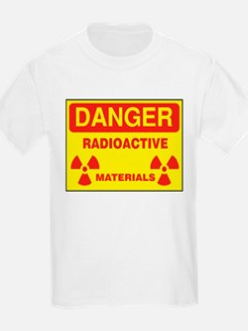 DANGER - RADIOACTIVE ELEMENTS! T-Shirt