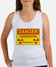 DANGER - RADIOACTIVE ELEMENTS! Tank Top