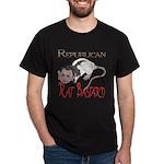Republican Rat Bastard Dark T-Shirt