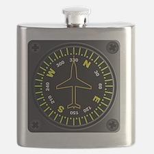 Unique Directional arrow Flask
