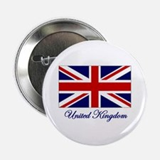 "UK Flag 2.25"" Button"