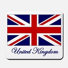 UK Flag Mousepad