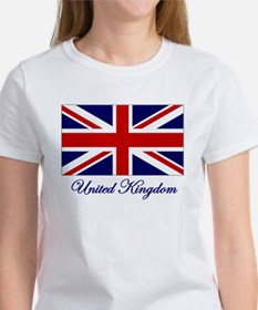 UK Flag Women's T-Shirt