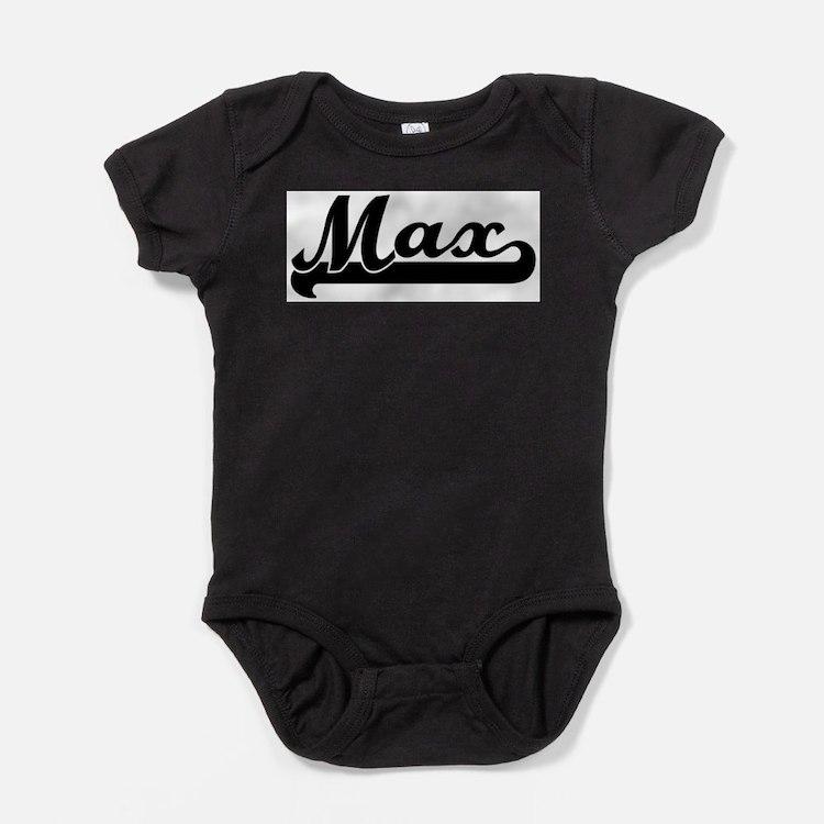Cute Max Baby Bodysuit