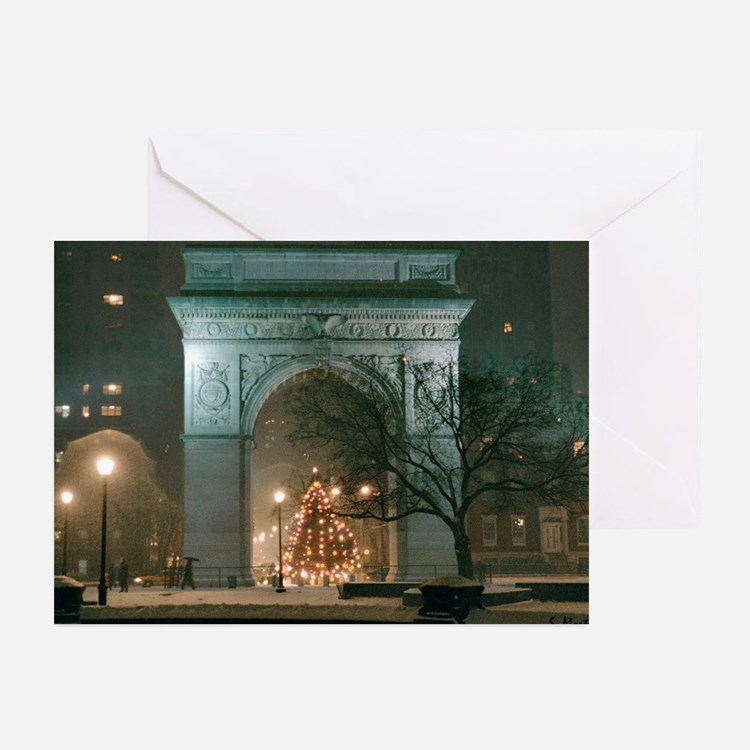 Christmas Cards / New York City (Pk of 10)
