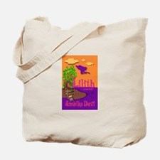 Lilith Book cover Tote Bag