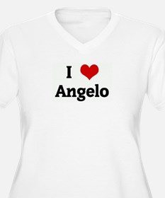I Love Angelo T-Shirt