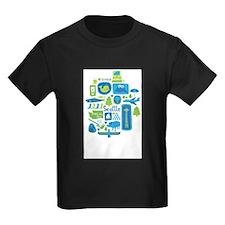 Sights of Seattle T-Shirt