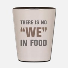 Funny Hangry Shot Glass