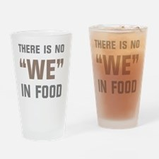 Hangry Drinking Glass