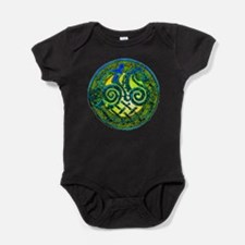 Unique Norse mythology Baby Bodysuit