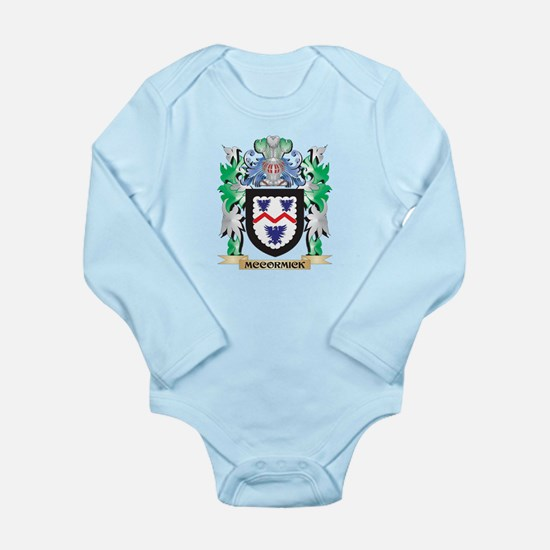Mccormick Coat of Arms - Family Crest Body Suit