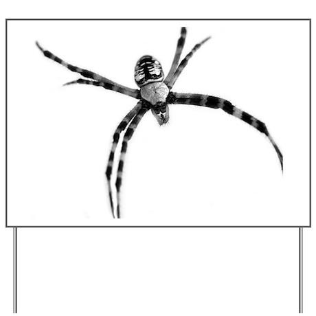 Spider 02 Yard Sign