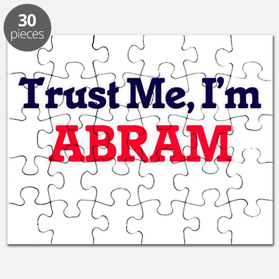 Trust Me, I'm Abram Puzzle
