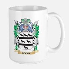 Mccoy Coat of Arms - Family Crest Mugs