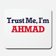 Trust Me, I'm Ahmad Mousepad
