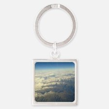 Cute Limit Square Keychain