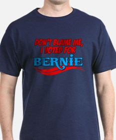 I Voted for Bernie T-Shirt