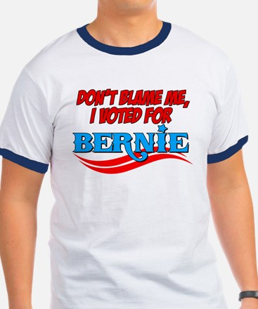 I Voted for Bernie T