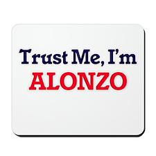 Trust Me, I'm Alonzo Mousepad