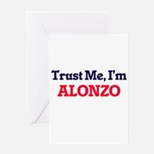 Trust Me, I'm Alonzo Greeting Cards
