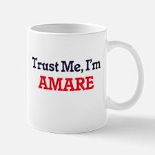Trust Me, I'm Amare Mugs