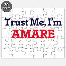Trust Me, I'm Amare Puzzle