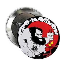"""Cro-Magnon 2.25"""" Button"""