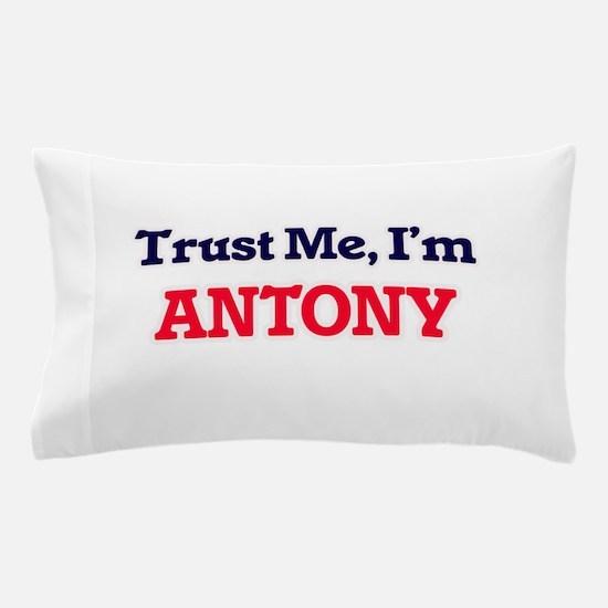 Trust Me, I'm Antony Pillow Case